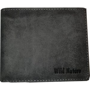 Büffelleder Portemonnaie für Herren