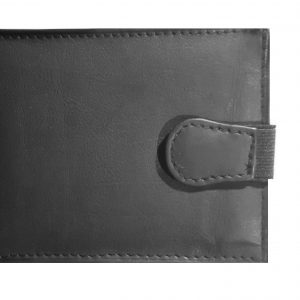 Kreditkartenetui aus Leder, für Herren und Damen