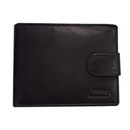 Rinaldo® Rindsleder Portemonnaie für Herren