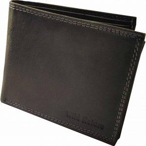 portemonnaie büffelleder anthrazit